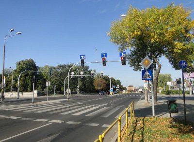 Znaki drogowe poziome strzałki