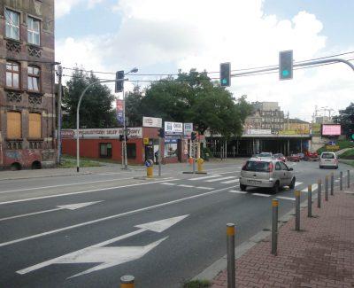 Znaki drogowe poziome w Holandii