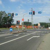 Znaki poziome test karta rowerowa